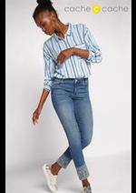 Prospectus Cache Cache : Collection Jeans Femme