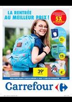 Prospectus Carrefour Drive : La rentree au meilleur prix