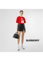 Catalogues et collections Burberry : Collection T-shirts  Femme