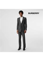Prospectus Burberry : Collection Costumes / Homme