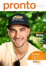 Journaux et magazines Coop Pronto : Pronto Kundenmagazin 042019