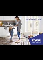 Prospectus Ixina : Catalogus IXINA 2019
