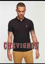 Prospectus Chevignon : Polos Hommes