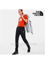Catalogues et collections The North Face : New T-shirts Womas