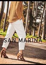 Prospectus San Marina : Nouveautés