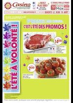 Promos et remises  : Catalogue Casino Supermarchés