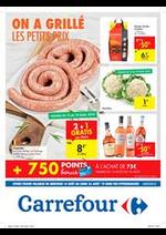 Prospectus Carrefour Drive : On a grille les petits prix !