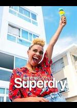 Prospectus Superdry : Lookbook