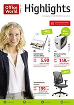 Promos et remises Office World : Highlights