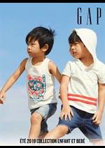 Catalogues et collections Gap : Été 2019 Collection Enfant et Bebé
