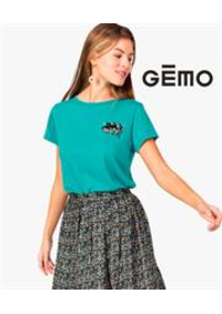 Prospectus Gemo EPINAY SUR ORGE : Collection Tops & T-Shirts
