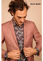 Catalogues et collections Olly Gan : Vestes Homme