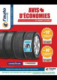 Prospectus E.Leclerc SAINT-PIERRE-DU-MONT : Avis d'economies