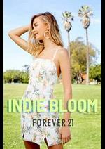 Prospectus FOREVER 21 : Indie Bloom