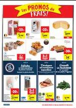 Prospectus Carrefour Market : folder Carrefour Market