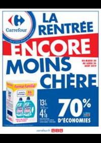 Promos et remises Carrefour : La rentrée encore moins cher !