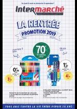 Promos et remises  : La rentrée promotion 2019