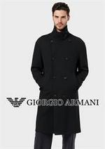 Catalogues et collections Armani : Men's Outerwear