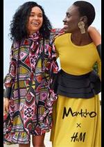 Catalogues et collections H&M : Mantsho