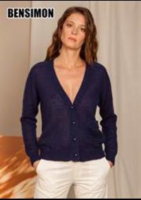 Prospectus Bensimon Boulogne : Pulls & Sweats Femme