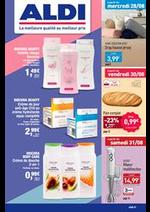 Promos et remises Aldi : Catalogue Aldi