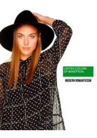 Prospectus United Colors of Benetton Bruxelles - Av Louise  : Modern Romanticism