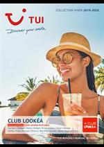 Prospectus  : Brochure TUI Club Lookéa Hiver 2019/2020