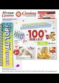 Prospectus Supermarchés Casino Clichy - Rue Martre : Catalogue Casino Supermarchés