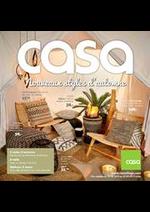 Prospectus Casa : Nouveaux styles d'automne - LX