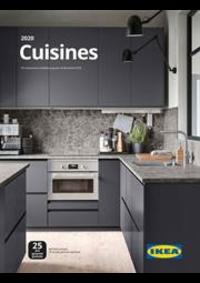 Prospectus IKEA HOGNOUL : Cuisines 2020