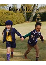 Catalogues et collections RALPH LAUREN : Collection Enfants