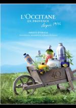 Catalogues et collections L'Occitane : Annual catalogue