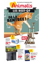 Prospectus Animalis : Les best of de la rentrée!