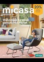 Prospectus Micasa : Micasa Herbst/Winter 2019