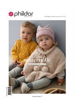 Prospectus Phildar : Collection Maternelle