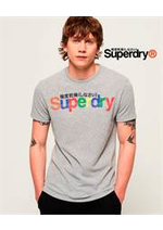 Prospectus Superdry : Nouvelle Collection / Homme