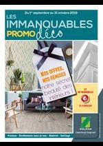 Prospectus Zolpan : Les immanquables promo déco