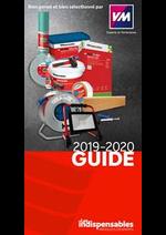 Prospectus VM Matériaux : Guide 2019/20