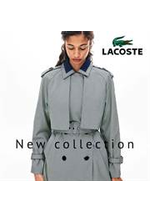 Prospectus Lacoste : New Collection