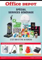 Prospectus  : Votre catalogue special Services Géneraux !