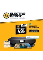 Prospectus ELECTRO DEPOT : Offres de septembre