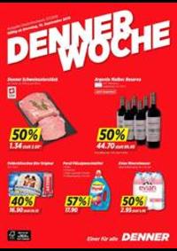 Promos et remises DENNER Belp : Denner Woche KW 37