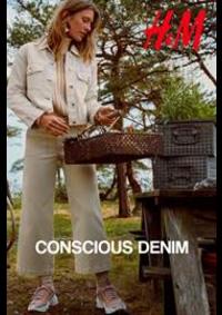 Catalogues et collections H&M Bern - Westside : Conscius Denim