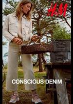 Catalogues et collections H&M : Conscius Denim