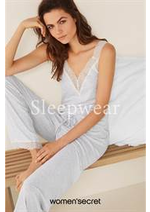 Prospectus Women'secret : Sleepwear