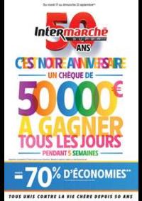 Prospectus Intermarché Super Chaumont : C'EST NOTRE ANNIVERSAIRE