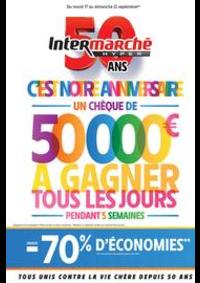 Prospectus Intermarché Hyper Thonon-Les-Bains : C'EST NOTRE ANNIVERSAIRE