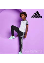 Prospectus Adidas : Les Enfants