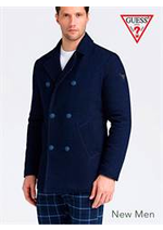 Catalogues et collections Guess : New Collection Men