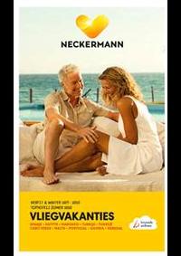 Prospectus Neckermann Geraardsbergen : Vliegvakanties